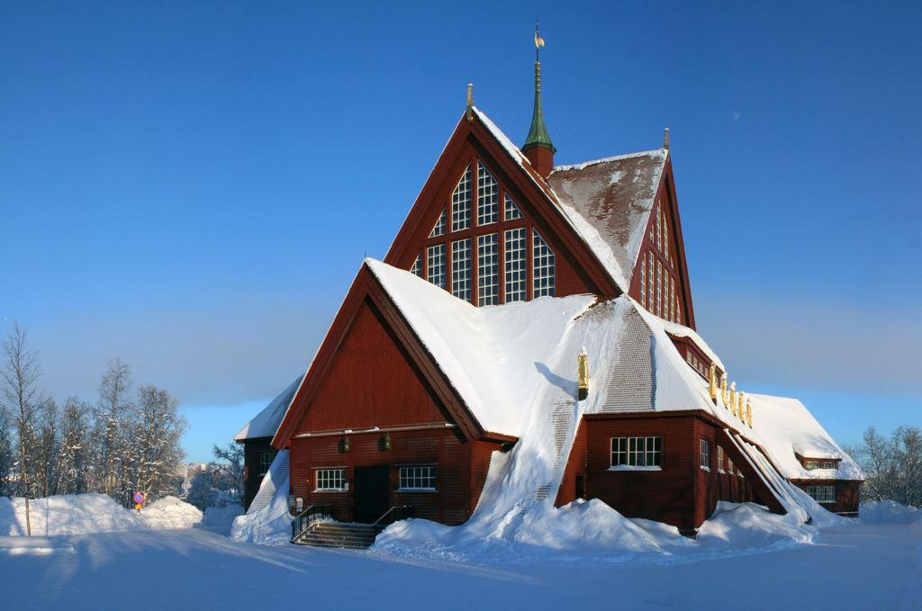 Kiruna, a cidade sueca que vai ter que se mudar